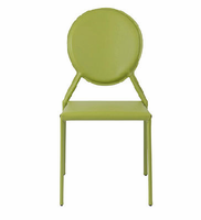 Eurostyle Isabella Green Side Chair (Set of 2 )