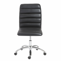 Eurostyle Jaleh Black Office Chair