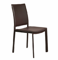 Eurostyle Kate Brown Side Chair ( Set of 4 )