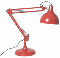 Eurostyle Lalla Red Lamp
