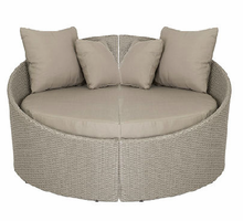 Eurostyle Linda Taupe Left Lounge Chair