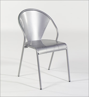 Eurostyle Protech Aluminum Chair (Set of 4)
