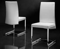 Fabio - Dining Chair | Creative Furniture WHITE COLOR