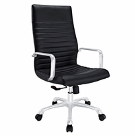 Finesse Highback Office Chair, Black [FREE SHIPPING]