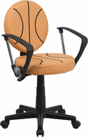 Flash Furniture Basketball Task Chair with Arms