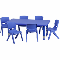Flash Furniture Preschool Activity Table Sets