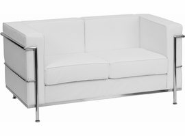 Flash Furniture Reception - Loveseats