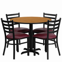 Flash Furniture Restaurant Table & Chair Sets