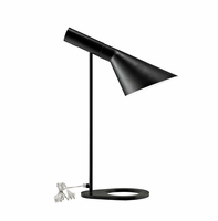 Flashlight Table Lamp, Black [FREE SHIPPING]