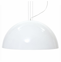Flow Ceiling Fixture, White [FREE SHIPPING]