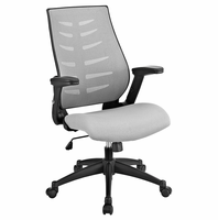 Force Mesh Office Chair, Gray [FREE SHIPPING]