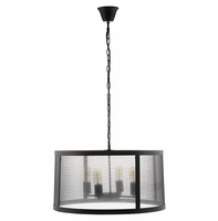 Frost Chandelier, Black [FREE SHIPPING]