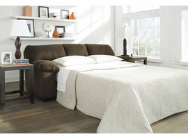 Ashley Furniture Full Sofa Sleeper, Chocolate