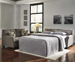 Ashley Furniture Full Sofa Sleeper, Slate