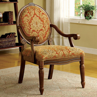 Furniture of America FOA-CM-AC6024 Hammond Traditional Accent Chair