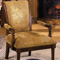 Furniture of America FOA-CM-AC6114 Stockton Traditional Accent Chair