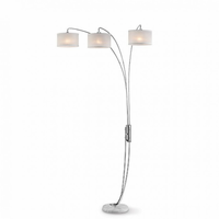 Furniture of America FOA-L99744 Leanne Glam Arch Lamp