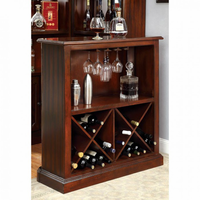 Furniture of America FOA-CM-CR142BT Voltaire Traditional Bar Table