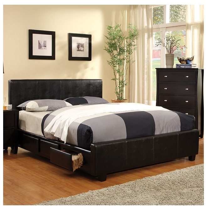 Furniture of america bed burlington for Furniture burlington wa