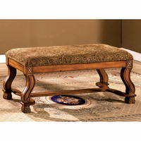 Furniture of America FOA-CM-BN6620 Vale Royal Transitional Bench