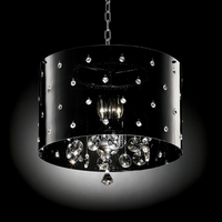 Furniture of America FOA-L95120H Bronte Glam Ceiling Lamp