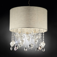 Furniture of America FOA-L95125H Calypso Glam Ceiling Lamp