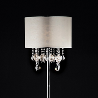Furniture of America FOA-L95125F Calypso Glam Floor Lamp