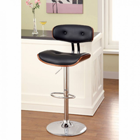 Furniture of America FOA-CM-BR6234 Boa Contemporary Bar Stool