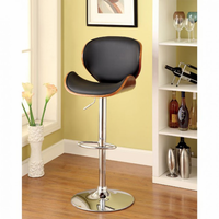 Furniture of America FOA-CM-BR6235 Belo Contemporary Bar Stool