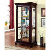 Furniture of America FOA-CM-CR134 Tulare Traditional Curio