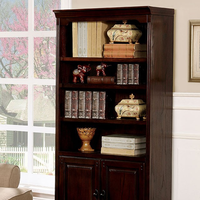 Furniture of America FOA-CM-DK6384S Tami Transitional Book Shelf