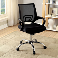 Furniture of America FOA-CM-FC627 Ciel Contemporary Office Chair