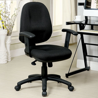 Furniture of America FOA-CM-FC637 Krasner Contemporary Office Chair