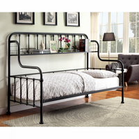 Furniture of America FOA-CM1611 Daybed Black