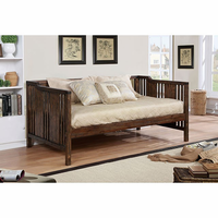 Furniture of America FOA-CM1767-BED Petunia Transitional Twin Size Daybed