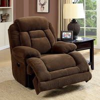 Furniture of America FOA-CM6010CH-PM Grenville Transitional Power-Assist Chair