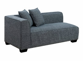 Furniture of America FOA-CM6120-LV Jaylene Contemporary Love Seat
