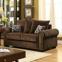 Furniture of America FOA-CM6127LV Rydel Transitional Love Seat
