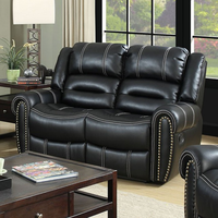 Furniture of America FOA-CM6130LV Frederick Transitional Love Seat