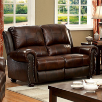 Furniture of America FOA-CM6191LV Turton Transitional Loveseat