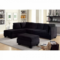 Furniture of America FOA-CM6316-OT Lomma Contemporary Ottoman