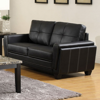 Furniture of America FOA-CM6485L Blacksburg Contemporary Love Seat
