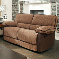 Furniture of America FOA-CM6581LV Hazlet Transitional Love Seat
