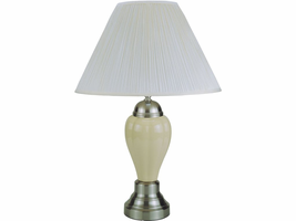 Furniture of America FOA-L76117IV-6PK Niki Transitional Table Lamp (6/ctn)