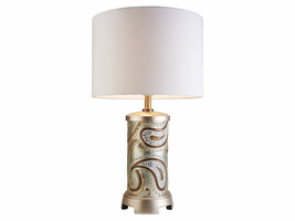 "Furniture of America FOA-L9277T 18.5""H Table Lamp Gold"