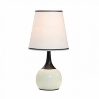 Furniture of America FOA-L9815PL Leah Contemporary Touch Lamp