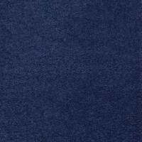 Furniture of America FOA-RG5152 Zafirah Contemporary 5' X 8' Solid Denim Area Rug
