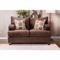 Furniture of America FOA-SM6131-LV Wessington Transitional Love Seat