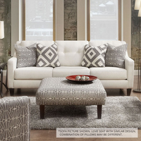 Furniture of America FOA-SM8563-LV Parker Contemporary Love Seat