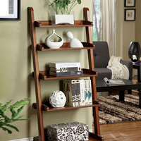 Furniture of America FOA-CM-AC293 Lugo Contemporary Ladder Shelf